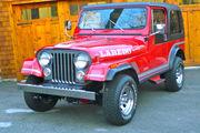 1986 Jeep CJ7LAREDO 34044 miles